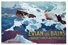 EVIAN-LES-BAINS, Lago Lemán o Ginebra, Francia                                                                                                                                                                                 Mehr