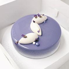 Lavender mood 😌 #cake #vancouver