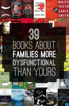 39 Books That Will Make You Feel So Much Better About Your Family