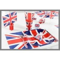 D coration de f te th me angleterre soir e london for Decoration theme angleterre