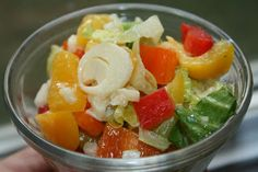 Heart of Palm Salad Recipe - perfect healthy recipe for summer.