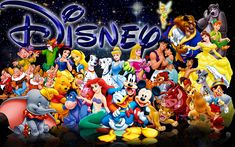 ALL DISNEY CHARACTERS PIC | Endless Freebies: DISNEY CHARACTER AUTOGRAPH **FREE**