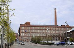 Finlayson Tampere  James Finlayson, from Glasgow, Scotland, founded Tampere's textile industry in 1820 which led to the rapid industrialization and growth of the the city. There is still a Finlayson factory today although the original buildings have been converted to shops and restaurants.