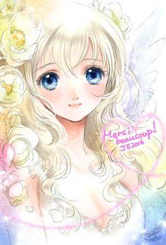 Manga Girl, Manga Anime, Anime Art, Anime Girls, Anime Princess, Kawaii, Girl Cartoon, Magical Girl, Anime Style