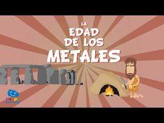 La Edad de los Metales | Vídeos Educativos para Niños - YouTube