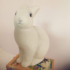 Back in stock soon from lisavalentinehome.co.uk . Heico bunny lamp
