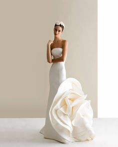 Antonio Riva wedding dress