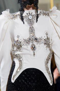 Francesco Scognamiglio at Couture Spring 2017 (Details)