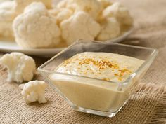 "Cauliflower ""Hummus"""