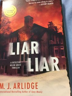 Book #4 in the DI Helen Grace Series. Really good psych/thriller series #Berkely/NALpublishers  division of #PenguinRandomHouse