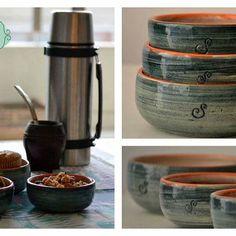 Buen dia!!! Les dejamos un Juego de Cuenquitos x3 ! Para desayuno o Picada!!! Precio por privado!  #ceramica…