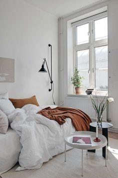 Home Decor Habitacion .Home Decor Habitacion Minimalist Bedroom, Minimalist Home, Minimalist Window, Minimalist Lifestyle, Home Design, Home Interior Design, Design Blog, Interior Colors, Interior Plants