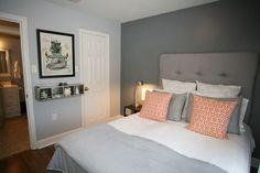 65 Trendy home projects bedroom grey Bedroom Apartment, House, Home Projects, Home, Home Bedroom, Gray Master Bedroom, Bedroom Inspirations, First Home, Trendy Home