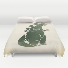 Godzilla - King of the Monsters Duvet Cover