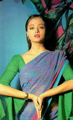 Amour Cinema: In Pics: Aishwarya Rai in the 90's