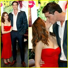 Joey King & Jacob Elordi at the premier of new movie Kissing Booth