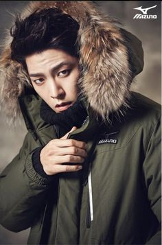 Hong Jong Hyun is charismatic and tough for pictorial with 'Mizuno' | allkpop.com