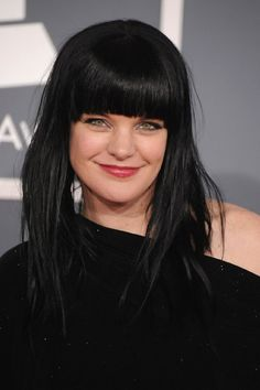 Pauley Perrette, my role model and life consultant <3 <3 <3