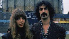 Frank and Gail Zappa