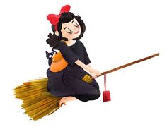 Kiki is my favorite witch EVER