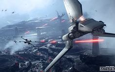 EA Tease New Star Wars Games and Battlefront Sequel!