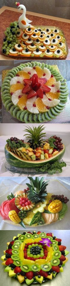 How to apply cutting fruit