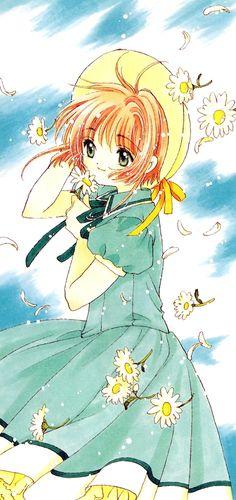 Kinomoto Sakura - Sakura chasseuse de cartes