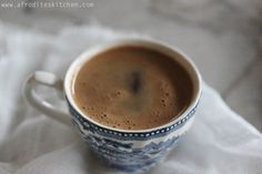 How to make Cypriot coffee