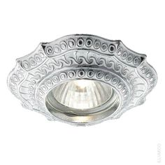 Точечный светильник Illumico Calvi белого цвета. IL6144-1YA-61 WT CR http://illumico-shop.ru/spoty/tochechnyy-svetilnik-illumico-calvi-1ya-wt-cr/