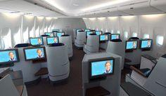 KLM lance une classe affaires au style rétro