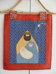 Resultado de imagem para artesanato natal tecido