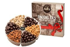 Call Me Nuts Gourmet Nuts Gift Tray 2 lb Delicious Kosher Jordan Assorted Almonds Nonpareils Maxi Chocolate Almonds Chocolate Raisins Chocolate Peanuts Mixed Nuts Salted Great for Holidays >>> Learn more by visiting the image link. Gourmet Gifts, Gourmet Recipes, Dog Food Recipes, Easy Snacks, Healthy Snacks, Healthy Recipes, Almonds, Pistachios, Chocolate Raisins