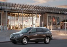 The 2015 Buick Enclave is available as a front wheel drive vehicle as well as a four wheel drive SUV! See complete car specs, price info, gallery here! 2015 Buick, Used Car Prices, Luxury Crossovers, Large Suv, Suv Models, Buick Enclave, Buick Gmc, It Goes On, Future Car
