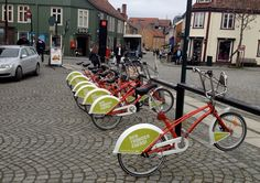 Trondheim Norway | Trondheim Bikes for Hire, Life in Norway; lifeinnorway.net