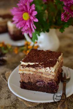 Polish Recipes, Polish Food, Food Inspiration, Tiramisu, Baking, Ethnic Recipes, Desserts, Blog, Cakes