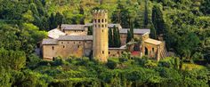La Badia - Orvieto, Italy -- Truly one of my favorite meals.  Such a beautiful place to stay & visit.