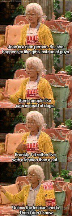 Sophia's got it right