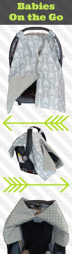 Carseat Covers keep your baby protected from germs, strangers, and who knows what else! http://www.amazon.com/Peekaboo-Kids-Such-Protects-Fashionable/dp/B017AFEGX4/ref=sr_1_12?s=baby-products&ie=UTF8&qid=1449624048&sr=1-12&keywords=carseat+canopy The Peekaboo Opening™ from Kids N' Such also allows you to easily peek in on your little one.