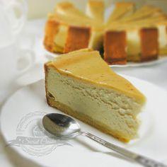 Sernik chałwowy | Świat Ciasta