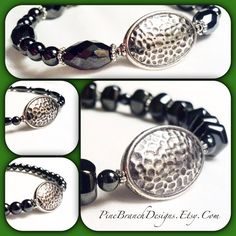 Magnetic Therapy Geometric THE ELLIPSE Super by PineBranchDesigns, $18.50