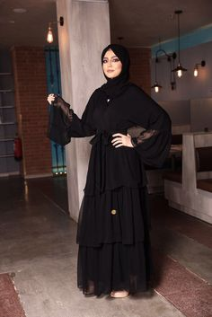 45ae7036f6225 The 522 most inspiring Abaya Fashion images in 2019