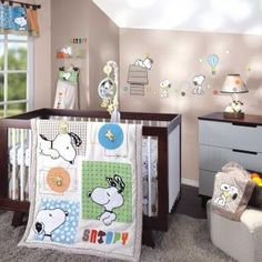 Bff Snoopy Bedding By Lambs Ivy Baby Rooms Room Decor