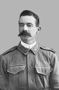 """Major Percy Black was a member of 16th Battalion. Black was said to be the 'Bravest Man in the AIF'. This gallant soldier fell unto glory at the Battle of Bullecourt 1917. His friend Harry Murray (Mad Harry - the highest decorated Soldier of WWI ) later said of his passing, """"He was the bravest man I ever knew and I knew hundreds of them!"""" http://booksonwaraustralia.com/battalion-histories/599-old-sixteenth-being-a-record-of-the-16th-battalion-9781847349286.html"""