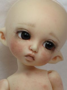 Pukifee Bonnie Custom Face Up, Lati, Tiny BJD~********READ DESCRIPTION!!**