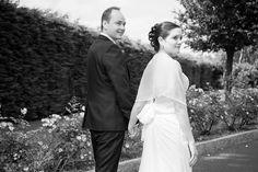 Le regard des mariés