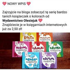 Na blogu nowy wpis :) Bardzo tanie książeczki o kolorach dla dzieci  Znajdziecie je w księgarniach internetowych już od 250 zł!  #ksiazki #książki #ksiazka #ksiazki #book #books #dzieci #dziecko #toddler #baby #children #kids #kakaludek #polska #poland #poznan #poznań #bookaddict #bookstagram