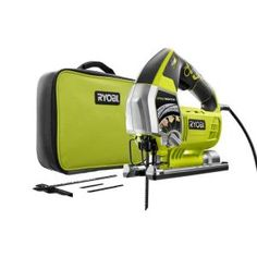 Ryobi, 6.1-Amp Variable Speed Orbital Jigsaw with Speed Match, JS651L at The Home Depot - Mobile