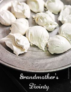 Baker Robyn shares her family's cherished divinity recipe for you to try out for your own brood. Get the recipe at Add a Pinch.