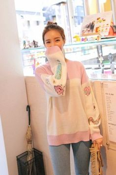 Adorable Knit | Korean Fashion