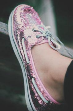 Pink sperrys(: